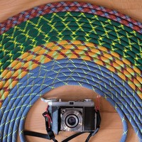 Camera Strap - Maroon