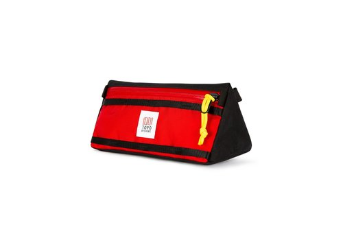 Topo Designs Bike Bag - Red