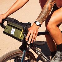 Bike Bag - Olive/Black