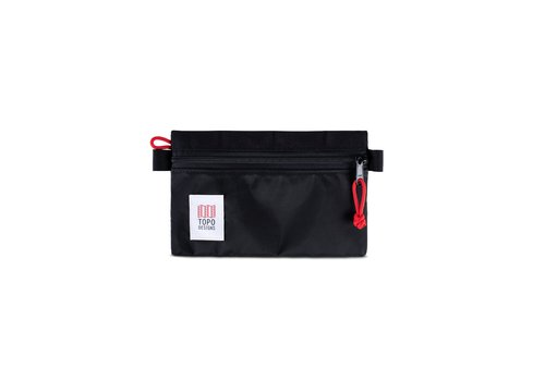 Topo Designs Accessory Bags Small - Black