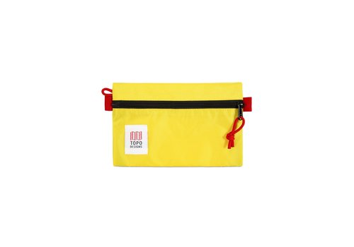 Topo Designs Accessory Bags Small - Yellow