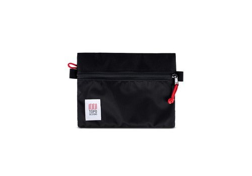 Topo Designs Accessory Bags - Medium - Black