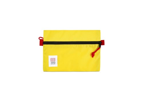 Topo Designs Accessory Bags Medium - Yellow