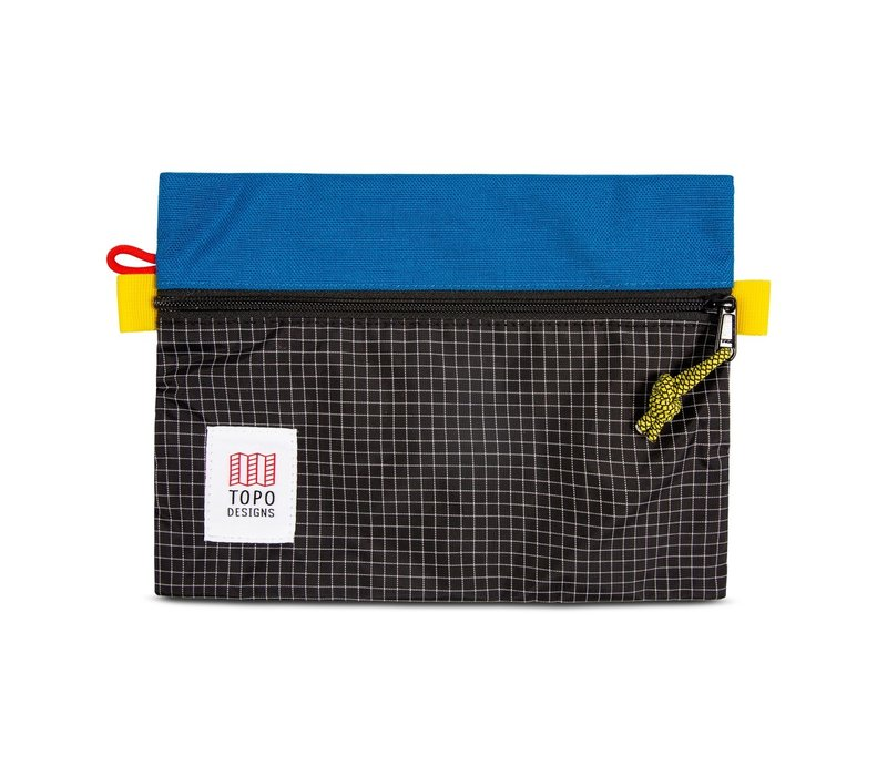 Accessory Bags Medium - Blue Black Ripstop