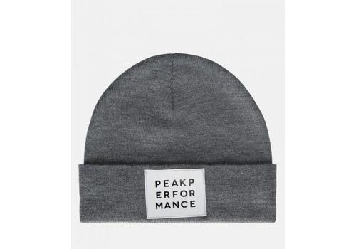 Peak Performance Reflect Hat - Grey Melange