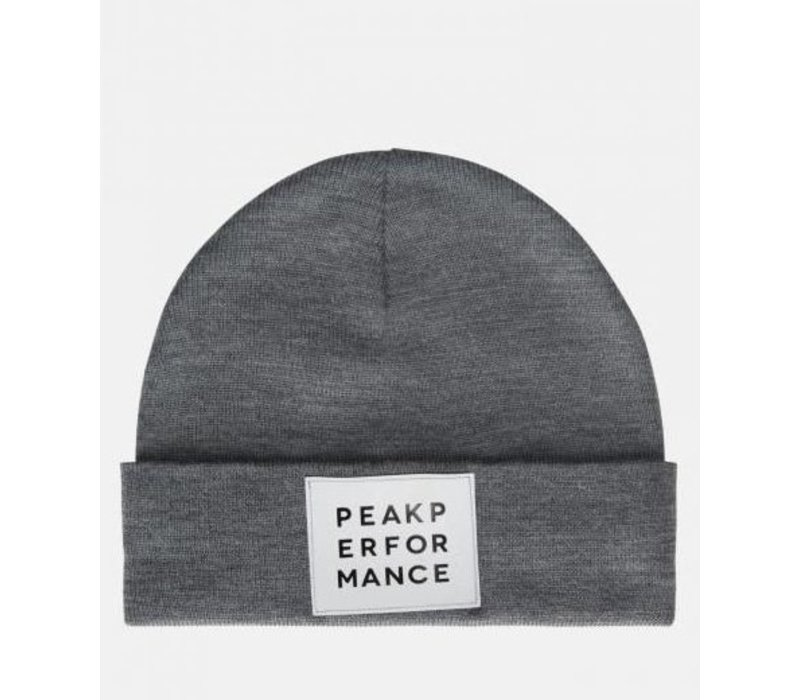 Reflect Hat - Grey Melange