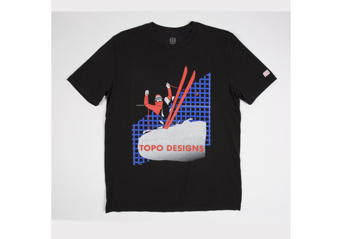 Topo Designs Freestyle Tee Men's