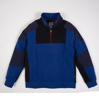 Global 1/4 Zip Sweater