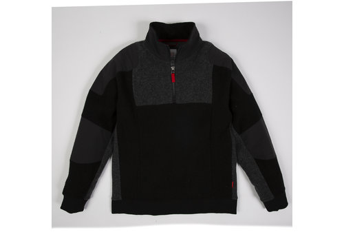 Topo Designs Global 1/4 Zip Sweater