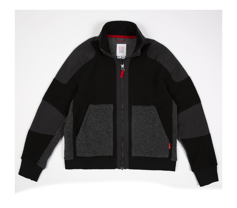 Global Full Zip Sweater W's