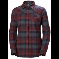 W Classic Check LS Shirt