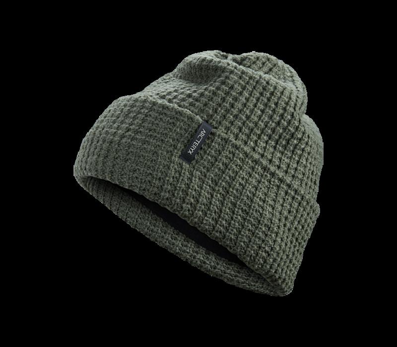 Chunky Knit Hat - Aeroponic Heather