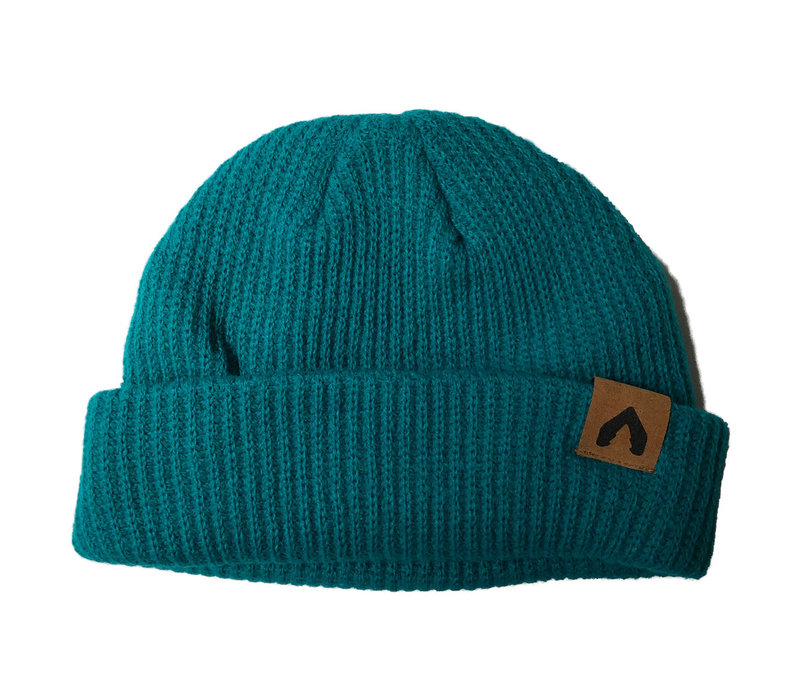 Olodge Fisherman Beanie - Lagoon