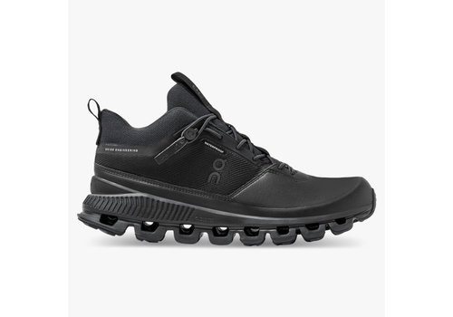 On Running Cloud Hi Waterproof Women's