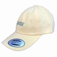 Olodge Baseball Cap - Yellow