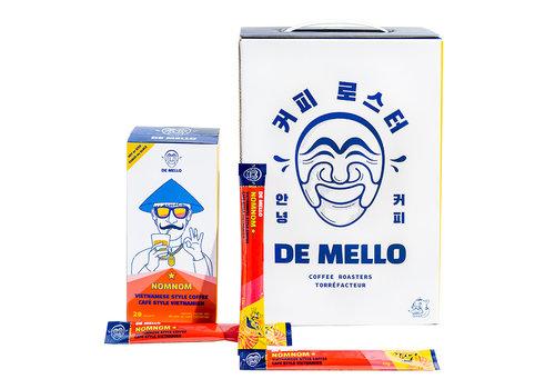 De Mello Instant Coffee - 100 Pack