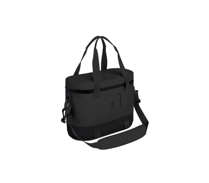 18L Soft Cooler Tote - Black