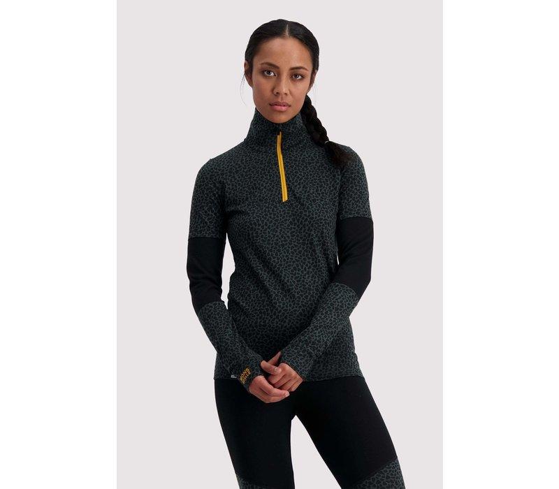 W's Cornice Half Zip - Size Medium