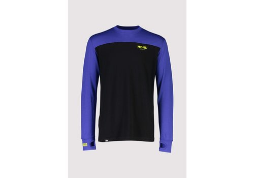 MonsRoyale Men's Yotei Tech LS