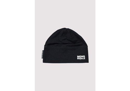 MonsRoyale Tech Under Helmet Beanie - Black