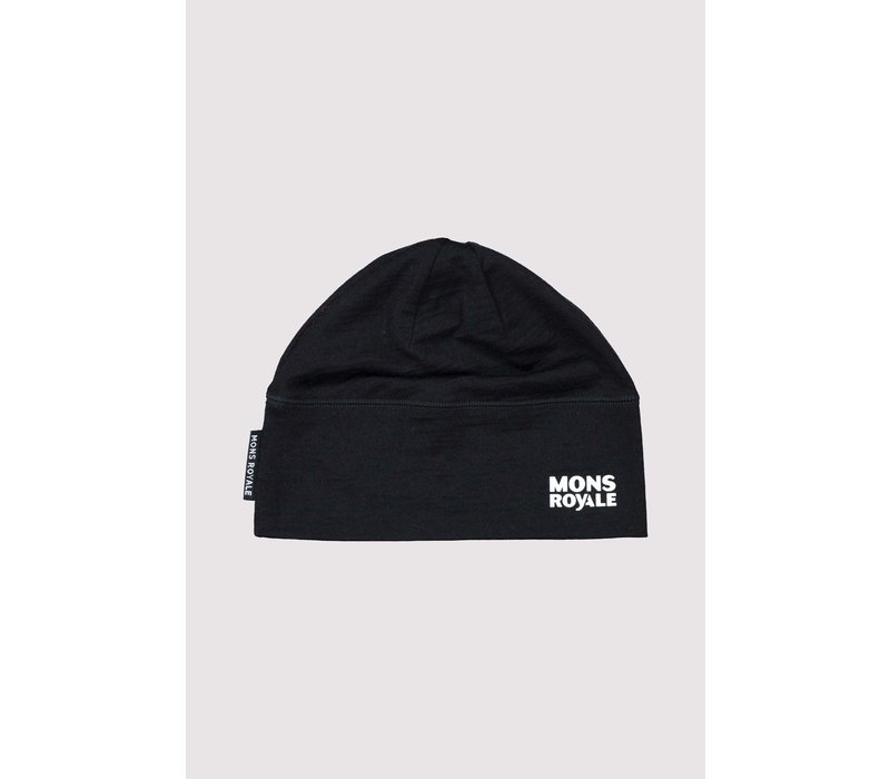 Tech Under Helmet Beanie - Black