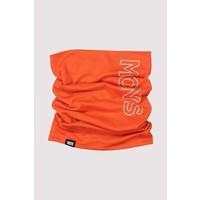 Double Up Neckwarmer - Orange Smash