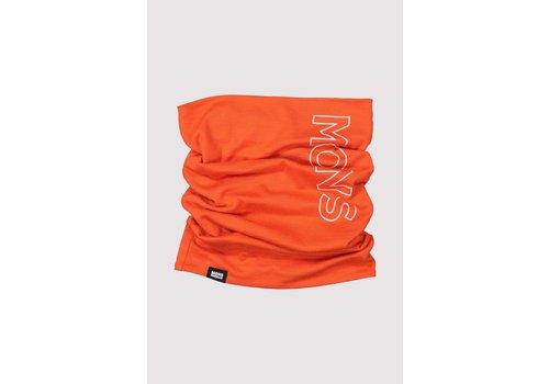 MonsRoyale Double Up Neckwarmer - Orange Smash