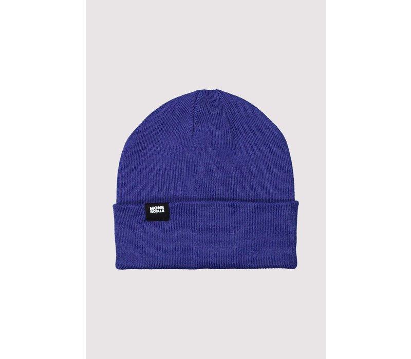 McCloud Beanie - Ultra Blue