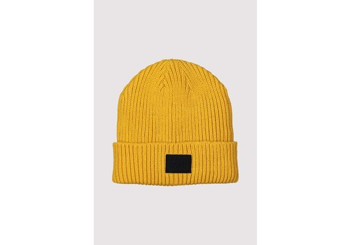 MonsRoyale Fisherman's Beanie - Gold