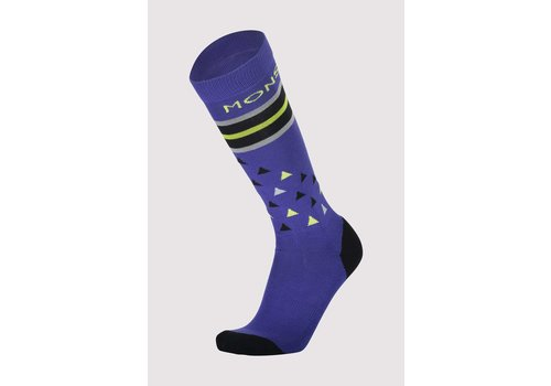 MonsRoyale Men's Lift Access Sock - Ultra Blue