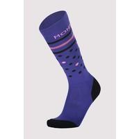 W's Lift Access Sock - Blue & Pink