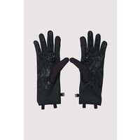 Unisex Amp Wool Fleece Glove - Black
