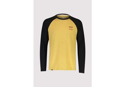 MonsRoyale Men's The Go To Raglan LS