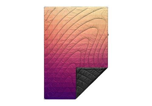 Rumpl Original Puffy Blanket - Dawn Pixel