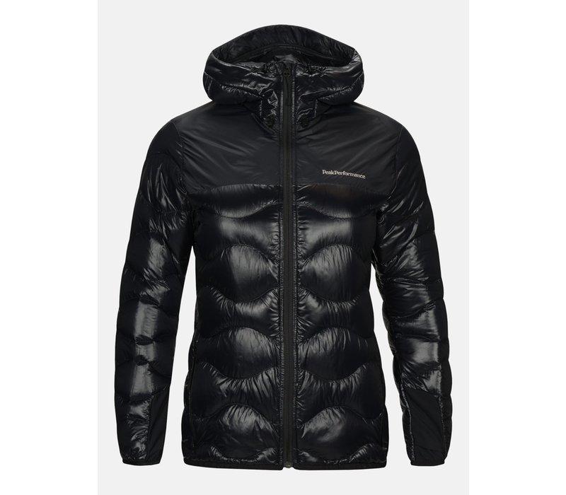 W Helium Hood Jacket