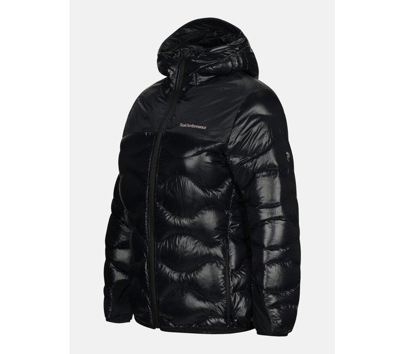 W Helium Glacier Hood Jacket