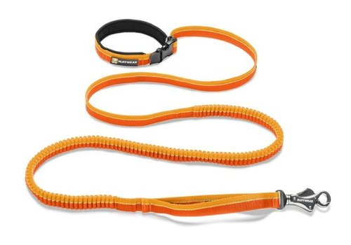 Ruffwear Roamer Leash - Orange Sunset - 7ft