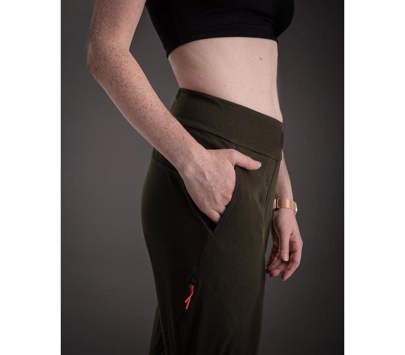 Women's Brise Jogger - Dark Olive