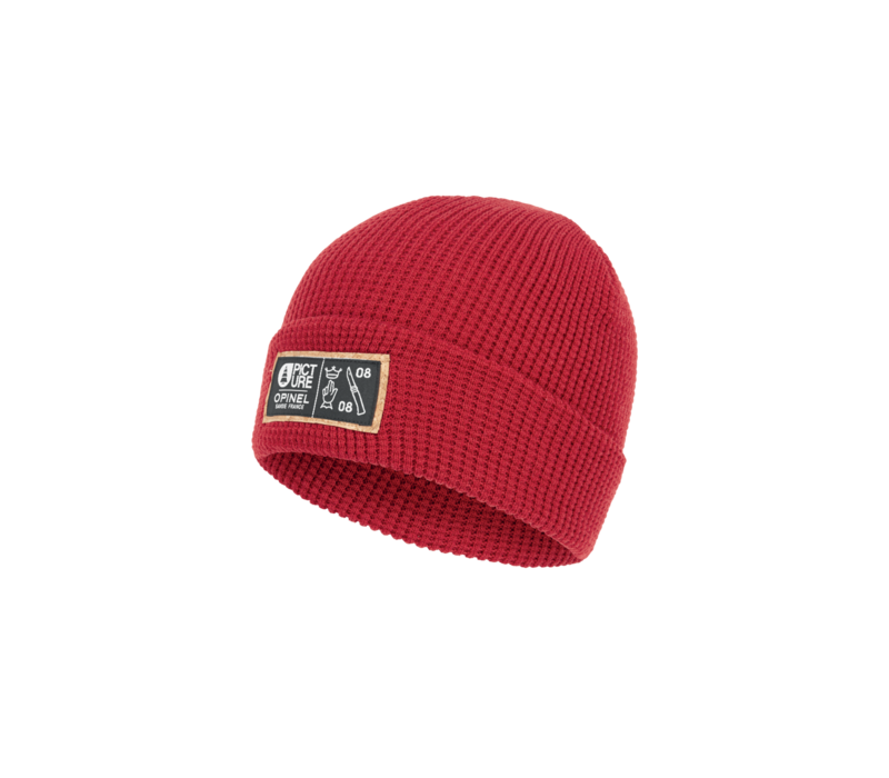 York Opinel Beanie - Red