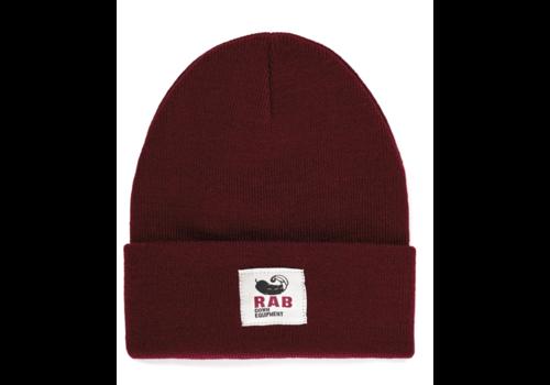 Rab Essential Beanie - Oxblood Red