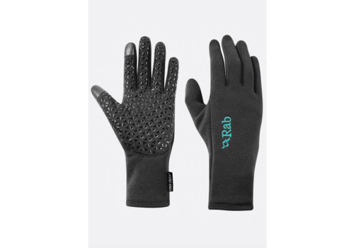 Rab Power Stretch Contact Grip Glove W's - Beluga