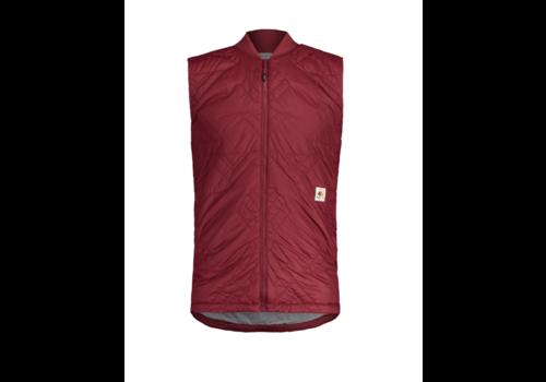 Maloja KulaM. Vest Red Monk - Size Medium