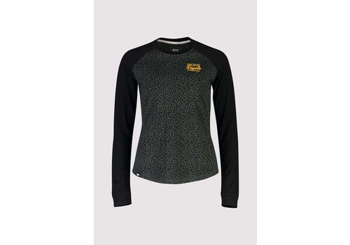 MonsRoyale Women's The Go To Raglan LS