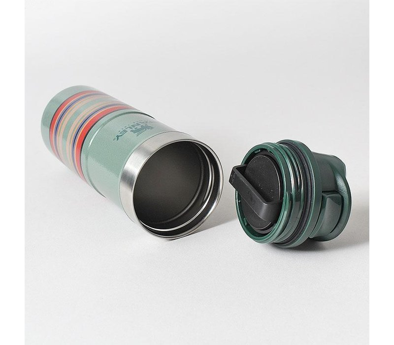 Trigger-Action Travel Mug - Hammertone Green
