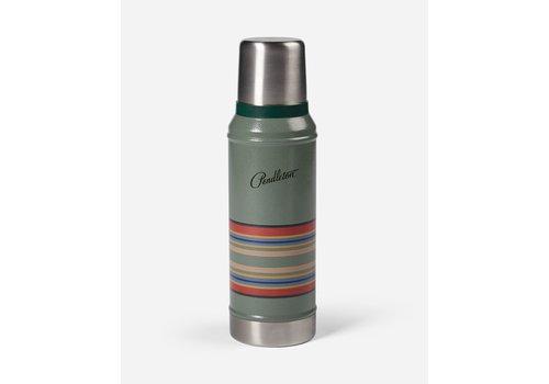 Pendleton USA Adventure Stainless Steel Bottle - Hammertone Green