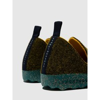 W's Slip-On Shoes CITY - Forest Tweed