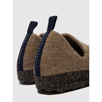 W's Slip-On Shoes CITY - Taupe Tweed