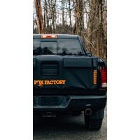 """Fox T2 Truck Pad, 61"""" L/XL Black"""