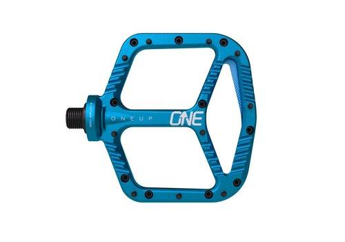 OneUp Components OneUp, Aluminum Pedals, Blue