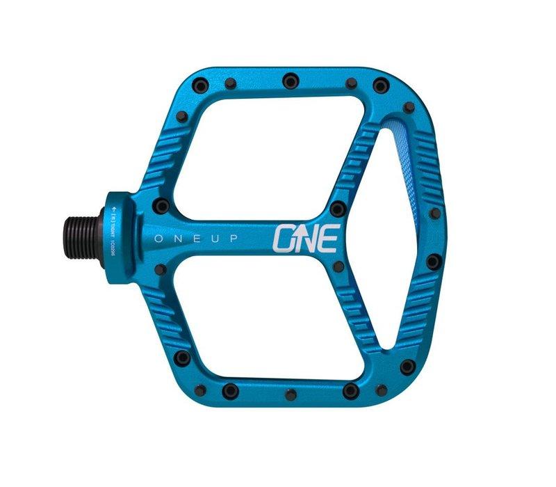 OneUp, Aluminum Pedals, Blue